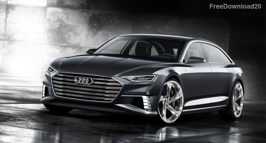 Audi A6 Prologue Avant 2017