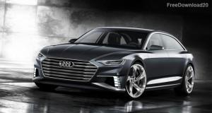 Audi A6 Prologue Avant 2017