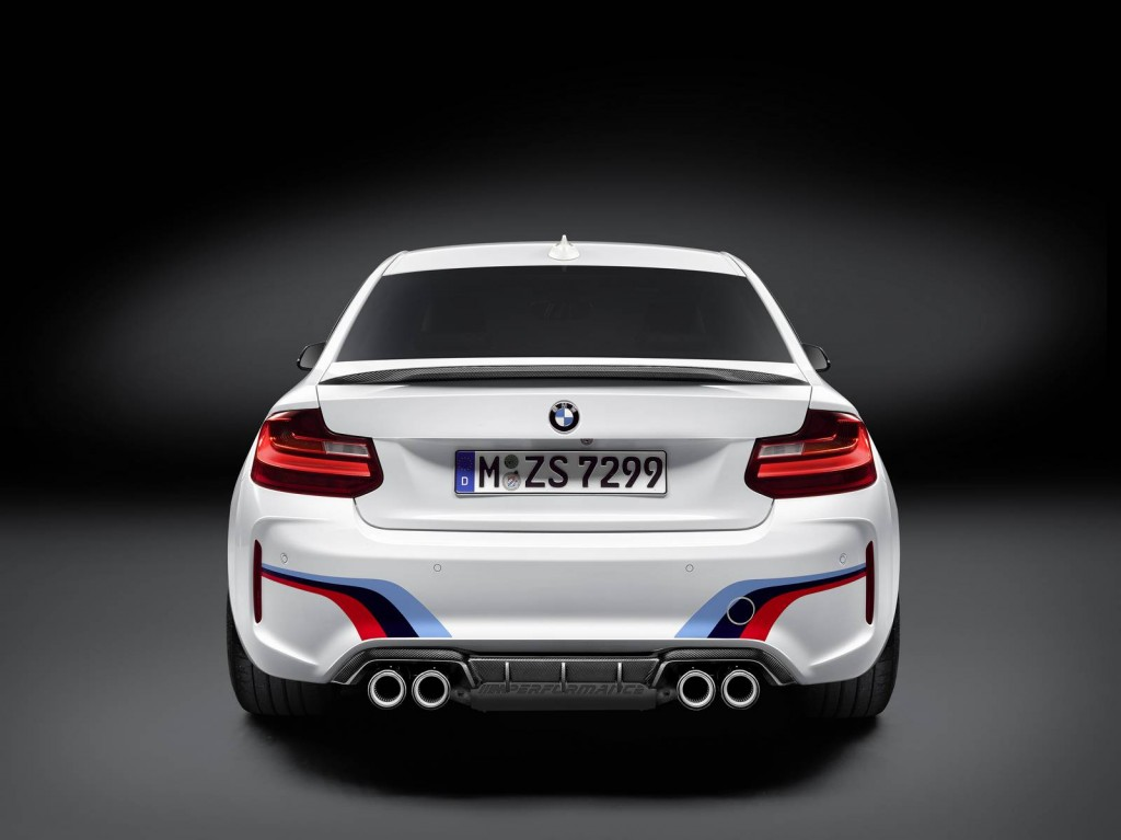 """BMW M2 Performance"""