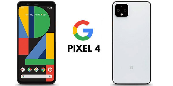 Google Pixel 4 Feature Display and Camera Properties