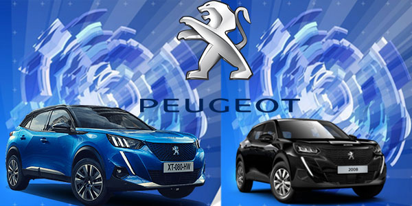 The Electric Peugeot is ready for 2020 City SUV E-2008's new model