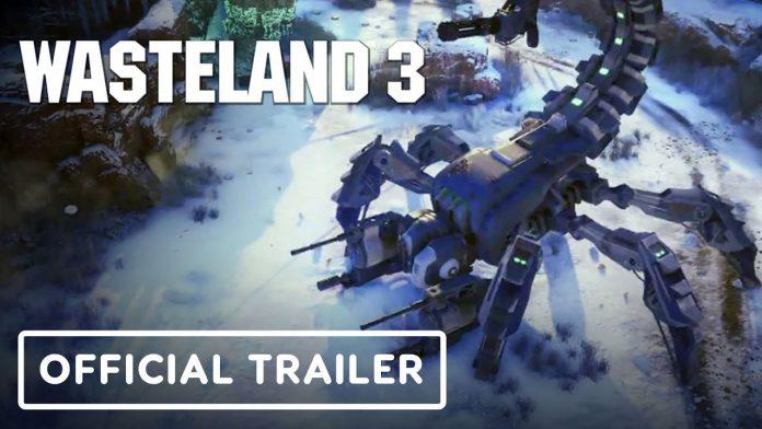 Wasteland 3- 2020