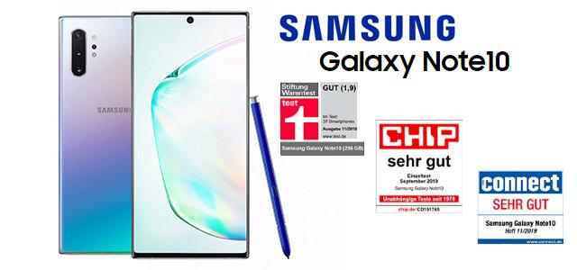 Samsungn Galaxy Note 10