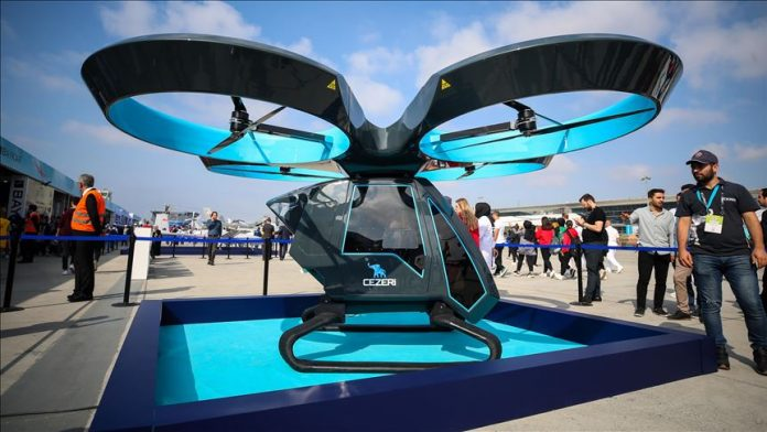 CEZERI - The Flying Car